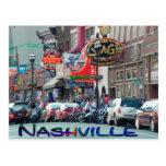 Nashville postcard