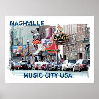 Nashville - Poster