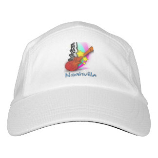 Nashville Rhythm Headsweats Hat
