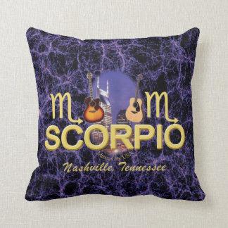 """Nashville Scorpio Throw Pillow 16"""" x 16"""""""