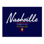 Nashville Script Postcards