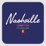 Nashville Script Stickers