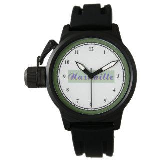 Nashville Script Wristwatch