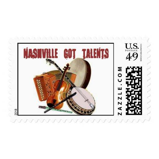 Nashville Sellos