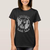 Nashville Silver Skyline Women's T-Shirt