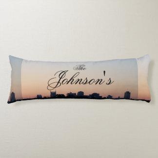 Nashville Skyline Body Pillow