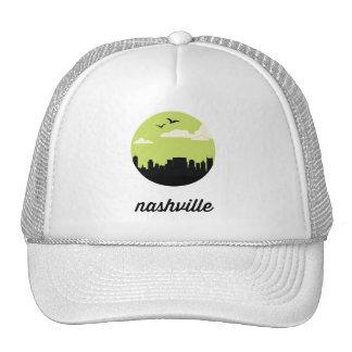 Nashville skyline | Nashville, Tennessee Trucker Hat