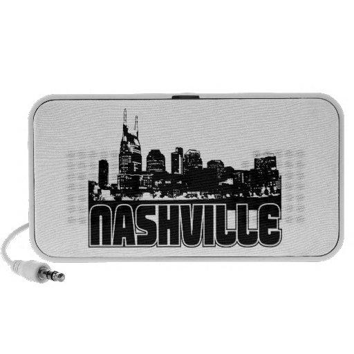 Nashville Skyline Portable Speaker