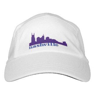 Nashville Skyline Purple Headsweats Hat