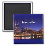 Nashville Skyline Refrigerator Magnets