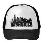 Nashville Skyline Trucker Hat