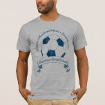"""Nashville Soccer Circus T-Shirt<br><div class=""""desc"""">Celebrating how the Caesar keeps Nashville&#39;s Soccer fans entertained.  WITH THE SOCCER CIRCUS.</div>"""