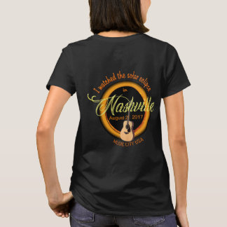 Nashville Solar Eclipse Women's T-Shirt