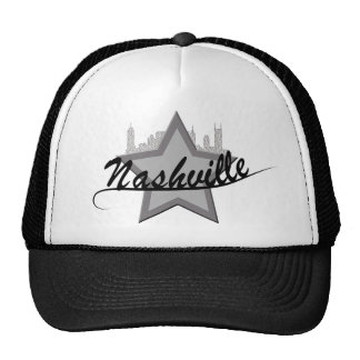 Nashville Star Trucker Hat
