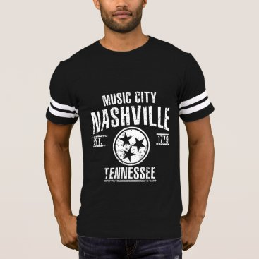 USA Themed Nashville T-Shirt