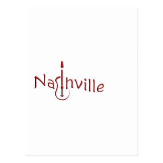 Nashville Tarjeta Postal