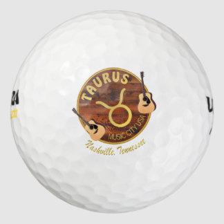 Nashville Taurus Wilson Ultra 500 Golf Ball