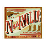Nashville, tema del país postal