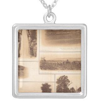 Nashville, Tenn Silver Plated Necklace