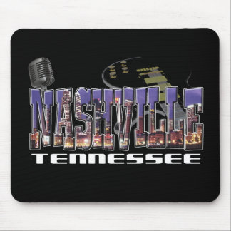 Nashville Tennessee Alfombrilla De Ratones