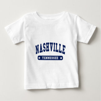 Nashville Tennessee College Style tee shirts