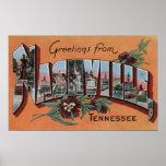 Nashville, Tennessee - escenas grandes de la letra Póster