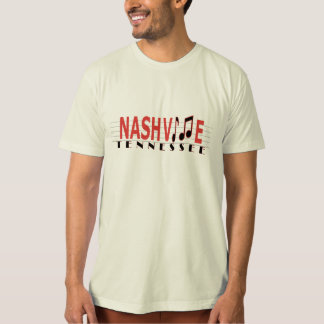 Nashville Tennessee Live the Music T Shirts