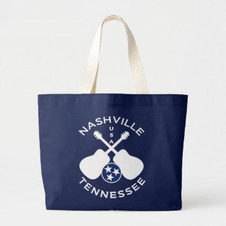Nashville, Tennessee los E.E.U.U. Bolsa Tela Grande