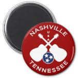 Nashville, Tennessee los E.E.U.U. Imán Para Frigorífico