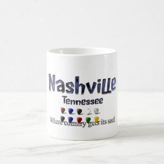 Nashville Tennessee Coffee Mugs