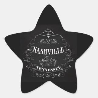 Nashville, Tennessee - Music City Star Sticker