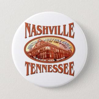 Nashville Tennessee Pinback Button