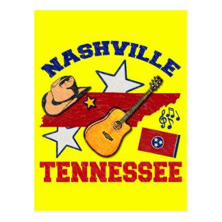 Nashville, Tennessee Postales