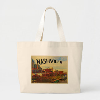Nashville Tennessee Skyline Bags
