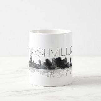 NASHVILLE, TENNESSEE SKYLINE COFFEE MUG