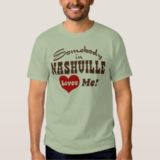 Nashville Tennessee T Shirt