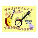 Nashville Tennessee Tarjetas Postales