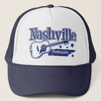 Nashville Tennessee Trucker Hat