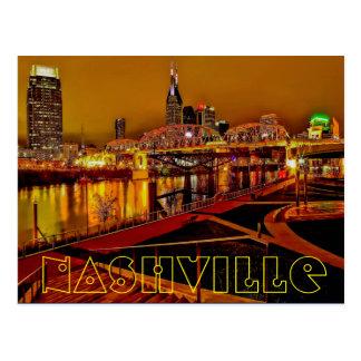 Nashville, Tennessee, U.S.A. Postcard