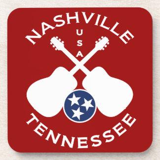 Nashville, Tennessee USA Drink Coaster
