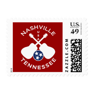 Nashville, Tennessee USA Stamp
