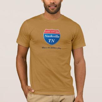 Nashville TN - Camiseta