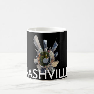NASHVILLE TN COFFEE MUG