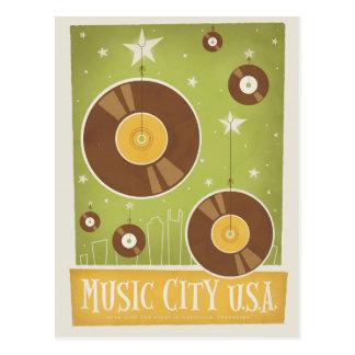 Nashville, TN - expedientes Postales