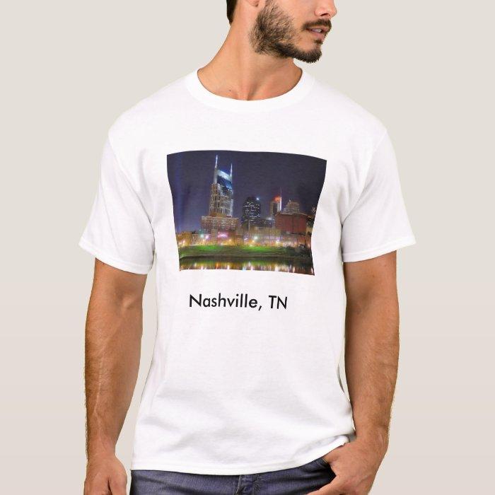 Nashville, TN Music City USA T-Shirt