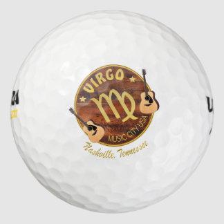 Nashville Virgo Wilson Ultra 500 Golf Ball