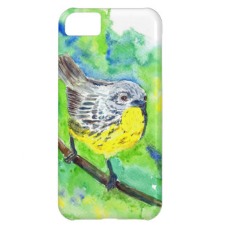 Nashville Warbler - watercolor pencil Case For iPhone 5C