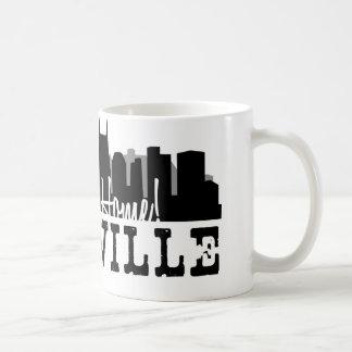 Nashville Welcome Home Coffee Mug