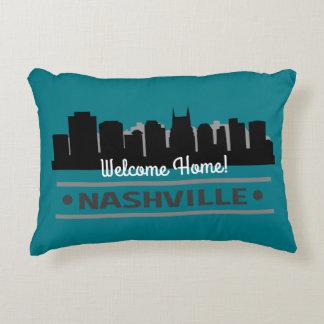 Nashville Welcome Home Pillow