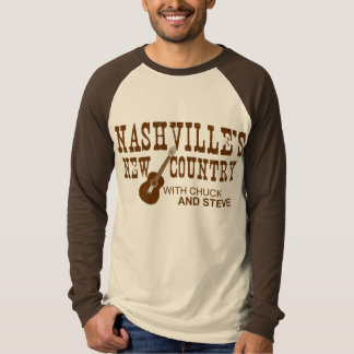 Nashville's New Country Dual Tone T-shirts